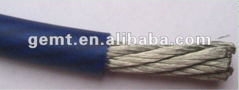 1/0AWG Tinned Copper Car Audio Cable
