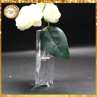 For Home Decoration Crystal Unique Vase
