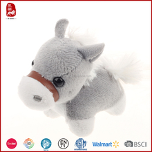 New designed small stuffed animals little horse baby toys Chinese manufacture