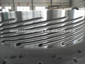 three layer 1600mm-2200mm die mould for agriculture fim machine mould machine from laiwcu shandong