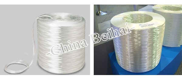 2400 tex Glass fiber roving for golf cart used
