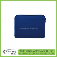 portable neoprene computer sleeve case,15' neoprene laptop sleeve bag