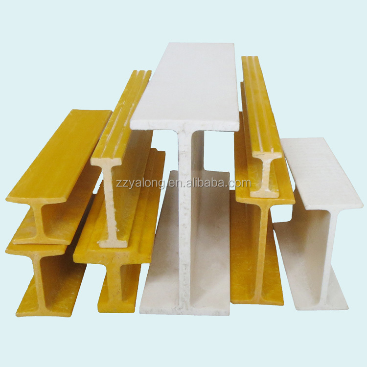 High Quality Composite FRP Pultrusion I beam Products
