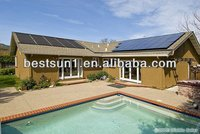 High efficiency 3000w by IPM or IGBT of Mitsubishi technology calentador de agua solar precio