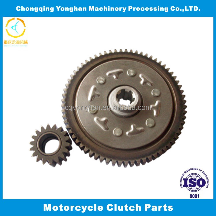 67 Gears Motorcycle Clutch Spare Parts and accessories