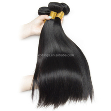 Wholesale weave straight hair human hair cheap
