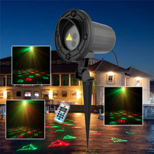 Dynamic Christmas Laser Light Projector Outdoor Waterproof