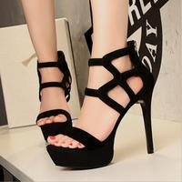 Wholesale Rome Style Ladies High Heel