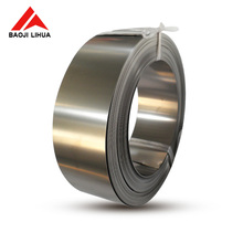 ASTM B265 titanium foil for sale/gr2 pure titanium foil