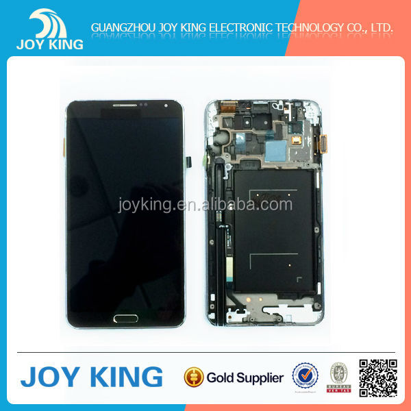 replacement lcd screen star n9000 , for note 3 lcd screen with digitizer