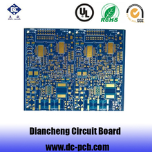 hasl enig pcb board oem pcb waterproof coating for pad from gerber
