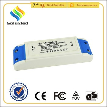 25-36*1W 80-130V LED Driver With CE Certification, Led Panel Light Power Supply