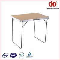 uniquely cheap customized aluminum folding table