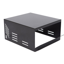 Powder coating metal temperature control box enclosure