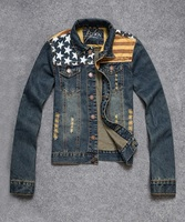 OEM Supply Best Selling Jean Jacket custom jeans wholesale 100% Cotton women jeans jacket