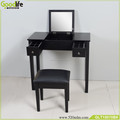 Alibaba furniture dressing table with drawers from China supplier