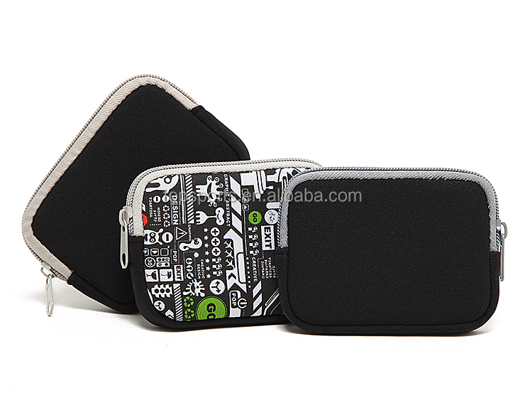 Custom printing universal soft bag waterproof neoprene camera case/bag