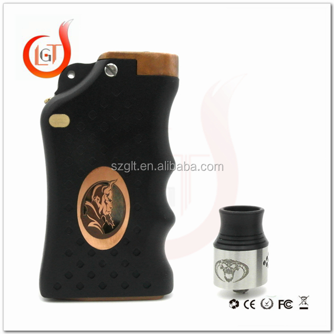 Probably the best deal for a Incubus Styled 18650 Mechanical Box Mod 2*18650