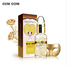 24K Golden ollagen serum semove wrinkle eye essence