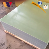 High voltage resistance Electrical insulation fiberglass epoxy sheet 94UL V0 FR4