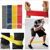 Colorful Custom Logo Resistance bands Latex Workout Bands Resistance Workout Elastic Band