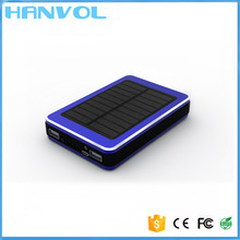 12000mAh Power Charger Solar Power Bank