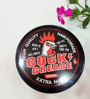 China oem and private label welcomed hair pomade for men hair styling