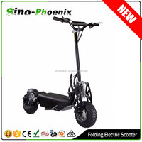 China cheap 36v 800w adult foldable electric power scooter pass CE certificate ( PES01-36V 500W )