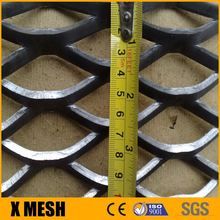 40*60mm hole size expanded metal for car ramp,walkway