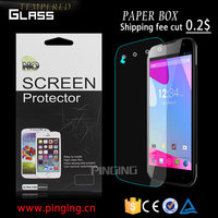 9H 2.5D Anti-scratch tempered glass screen protector For Blu Studio 7.0 Lte mobile phone protective film