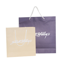New style popular carrier custom print gift paper <strong>bag</strong>