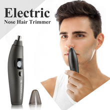 TOUCHBeauty Amazon Hot Sell Men's Electric Nose Hair Trimmer with LED Screen