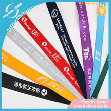2015 new products new promotional gift productos innovadores poliester lanyard