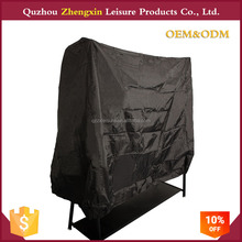 nylon waterproof black OEM ODM bbq grill cover