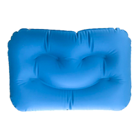 Outdoor Ultralight Inflatable Compact Backpacking smile Waterproof Pillows