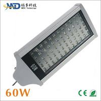 60W solar mining/roadway aluminum AC90-277V/DC12V led garden shed/gate/street light/lamp best seller 3years warranty