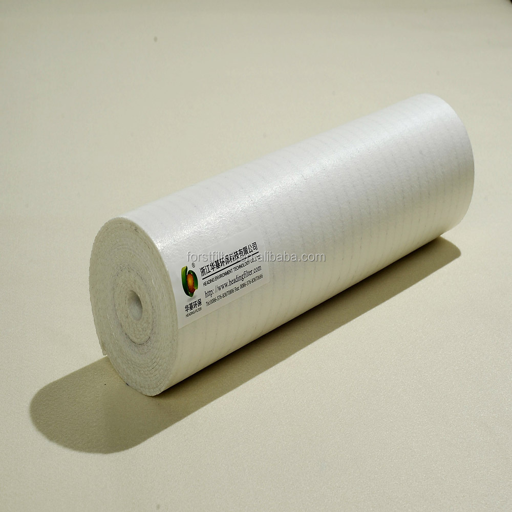Polyester antistatic needle felt /polyester yarn/filter material for dust collector filter bag