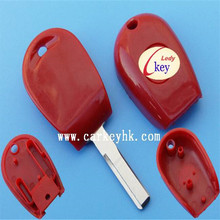 New replacement Alfa key shell can put ceramic and TPX2 chip with SIP16 blade or GT15R blade for alfa romeo