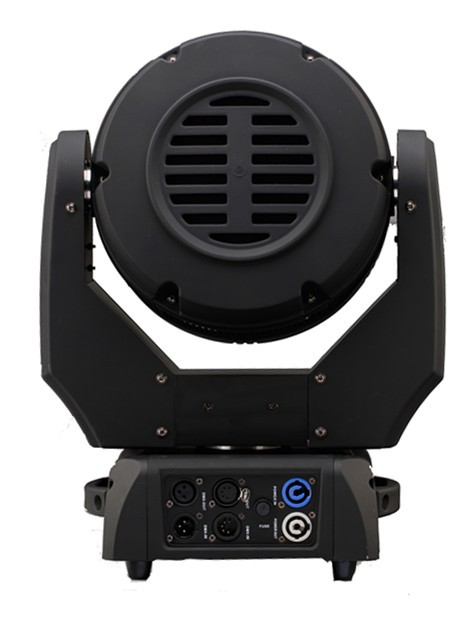 19*15w 4in1 Led Wash Zoom Guangzhou Stage Light in China with ring control