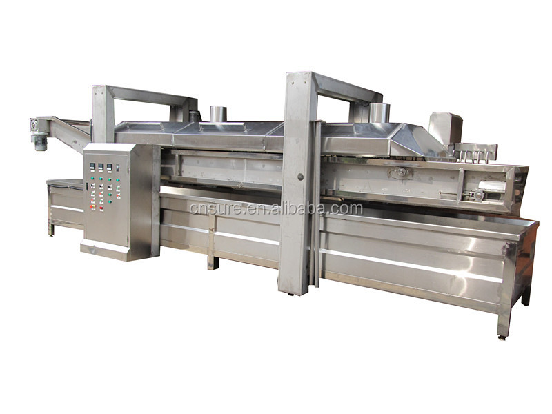 Banana Chips Making line Processing Machine