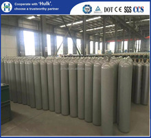 ISO9809 standard Seamless Steel High Pressure Argon gas Cylinders 2L -80L