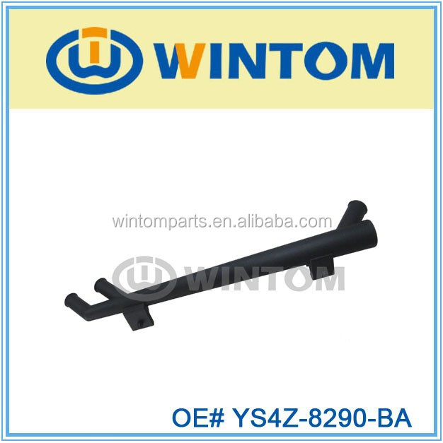 Good Rating Plastic Hose Pipe Car Radiator With OEM YS4Z-8290-BA