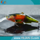 Colorful fishing lure perfect swimming action 3d fishing lure eyes berkley wholesale fishing lures