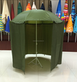 2m steel frame polyester fishing beach tent umbrella