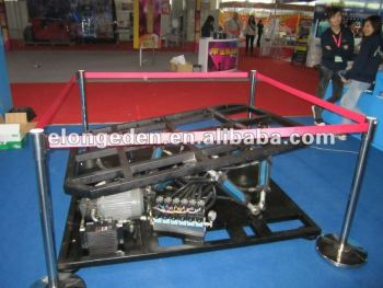 4D/5D cinema motion seat platform