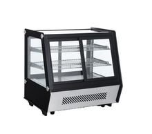 125L Commercial Bakery Refrigerator Cake Display Cabinet
