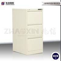 latest design metal under dest pedestal code lock steel drawer cabinet thin edge design steel cabinet