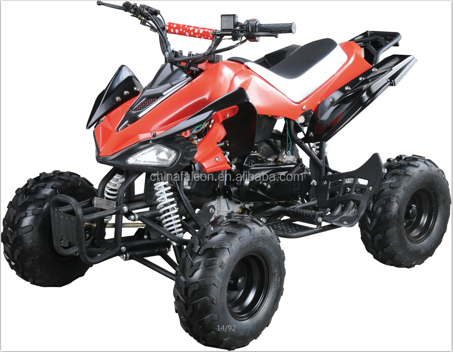 90cc gasline quads use CVT engine (A7-06)