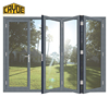 China Suppier Folding Door With Exterior