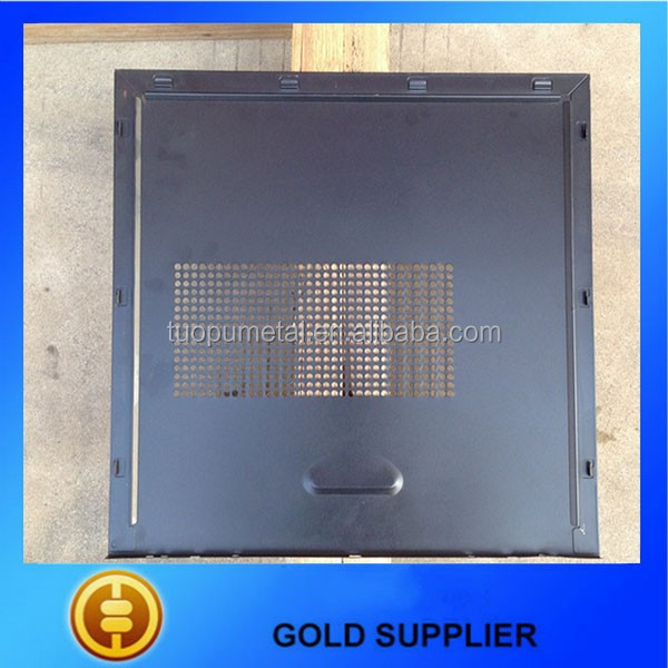 China supply stamping parts for computer case,precision stainless steel stamping computer case for sale